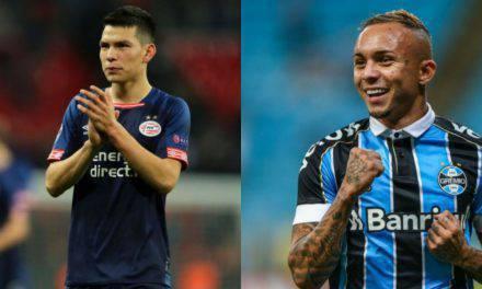 Calciomercato Napoli: Lozano, è fatta. Everton prossimo colpo in arrivo