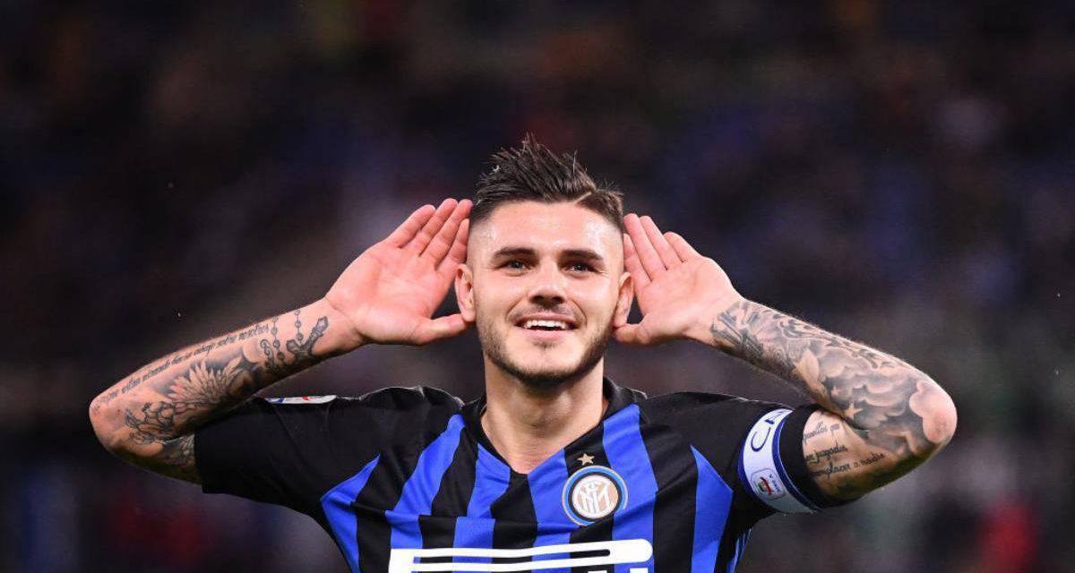 Calciomercato Inter: tensione Icardi: rifiuta il Napoli che non lo molla