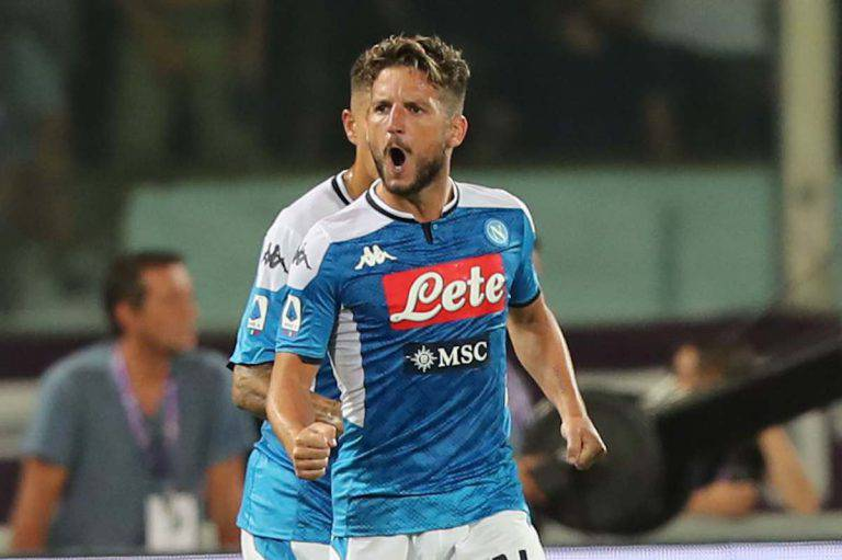 Prova Tv per Mertens impossibile