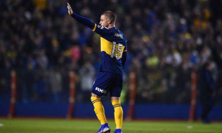 Cagliari, Nandez saluta il Boca Juniors in lacrime. Firma attesa nei prossimi giorni