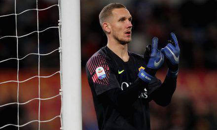 Calciomercato Roma: Olsen addio, prestito al Montpellier