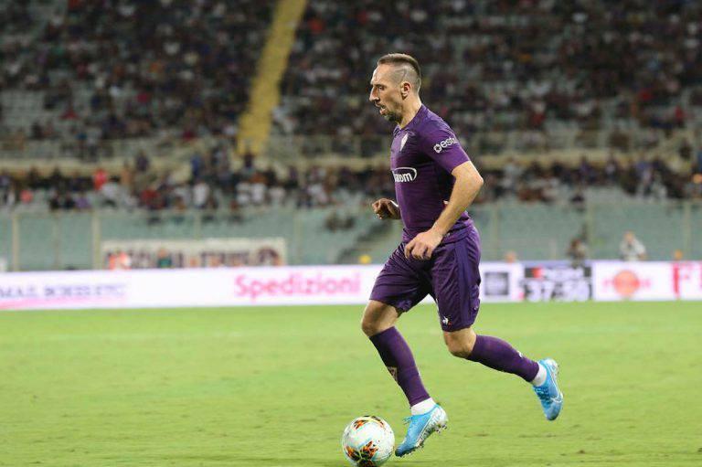 Fiorentina, Ribery commenta l'esordio su Instagram