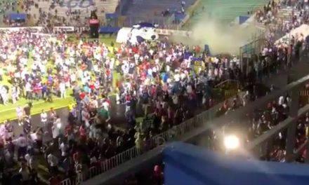Honduras, Olimpia-Motagua finisce in tragedia. 3 morti e 10 feriti, bilancio provvisorio. VIDEO