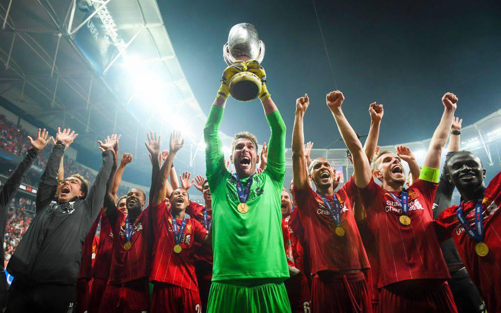 Adrian, tutto in sei giorni: da disoccupato al trionfo in Supercoppa con il Liverpool