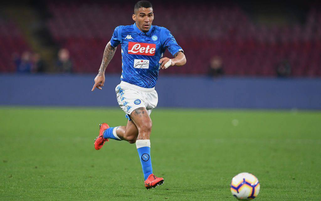 Calciomercato Napoli: Allan, no perentorio ai 55 milioni dell'Atletico Madrid