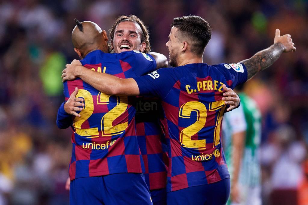 Barcellona protagonista in Liga