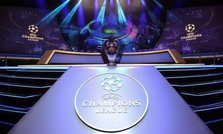 Champions League, il sorteggio dei gironi: Juve-Atletico, Inter con il Barcellona, Napoli-Liverpool