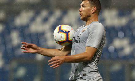 "Calciomercato Inter: Dzeko si (ri)allontana, Fonseca lo blinda ""Resta con noi"""