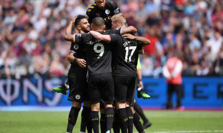 Premier League, West Ham-Manchester City 0-5: Citizens dominanti, tripletta Sterling