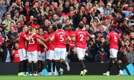 Manchester United-Chelsea 4-0: Rashford e Martial non fanno rimpiangere Lukaku