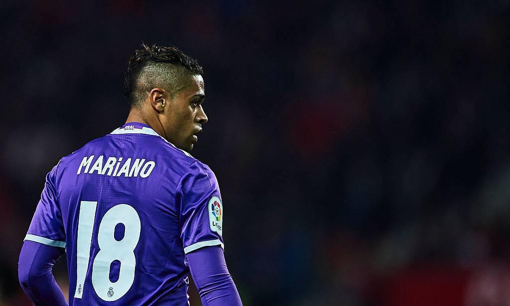 Mariano Diaz, obiettivo per l'attacco del Milan