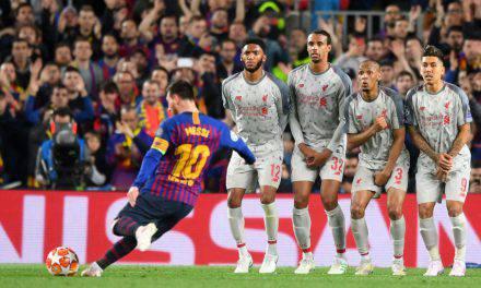 Messi batte Cristiano Ronaldo: suo il gol più bello della stagione 2018/19