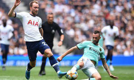 Tottenham-Inter 4-5 dcr (Video Gol Highlights): Handanovic decisivo, buona prova per i nerazzurri
