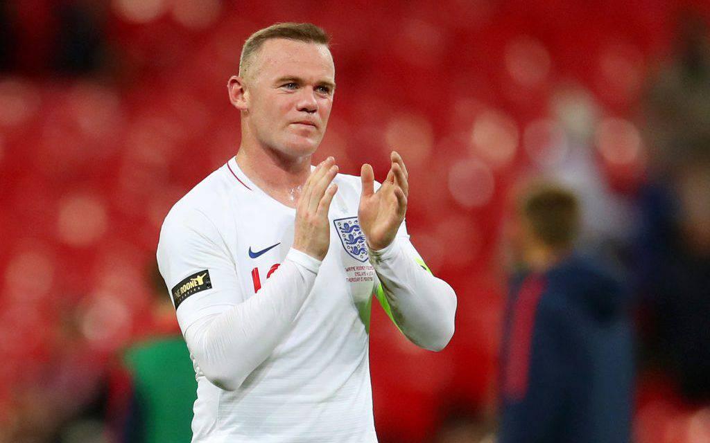 Wayne Rooney allenatore-giocatore del Derby County, affiancherà Cocu