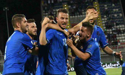 Euro 2020: Kosovo rivelazione, non perde da quasi due anni e sfida l'Inghilterra