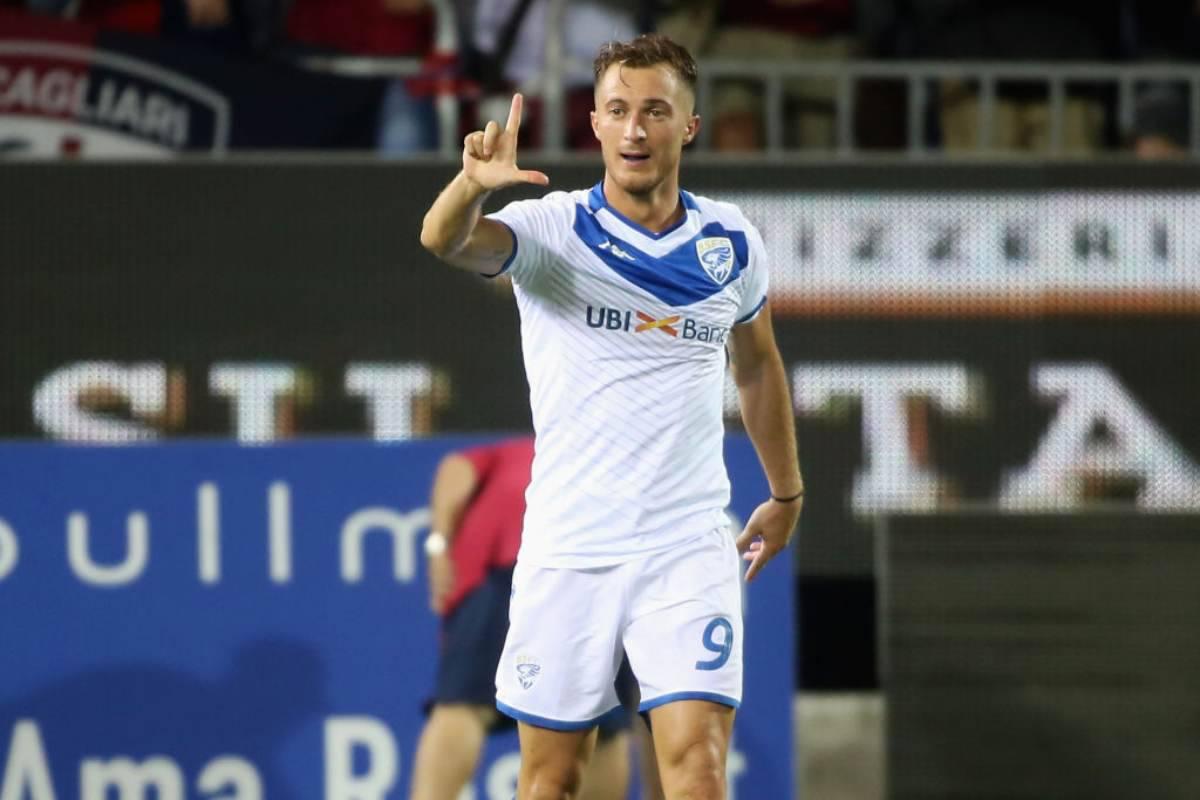 Alfredo Donnarumma alla ricerca del quinto gol in Napoli-Brescia