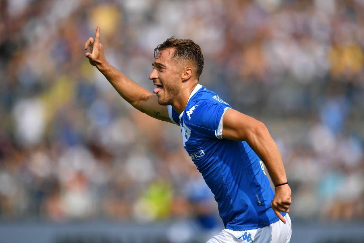 Alfredo Donnarumma, prima doppietta in Serie A