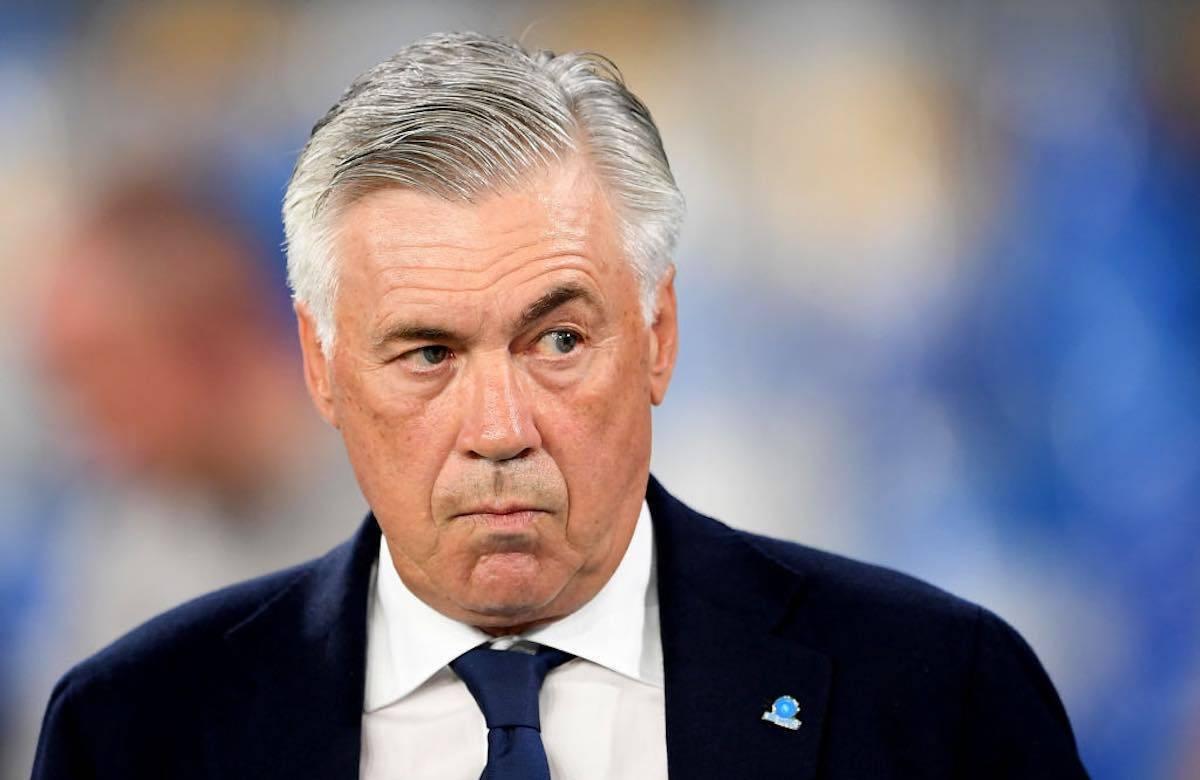 Napoli, Ancelotti passa al 4-3-3 per uscire dalla crisi