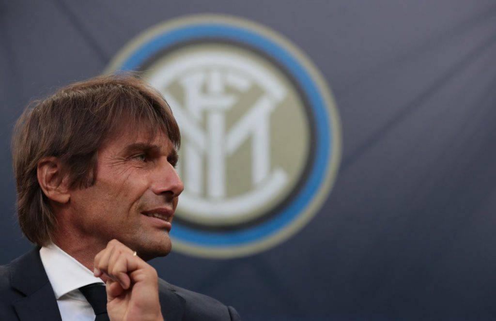 Conte conferenza stampa Milan-Inter