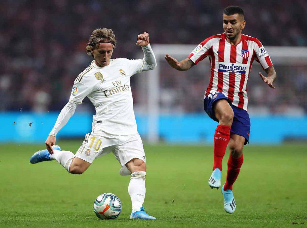 Atletico Real finisce senza reti