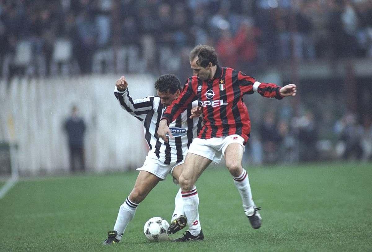Baggio, 25 anni di Serie con 3 punti