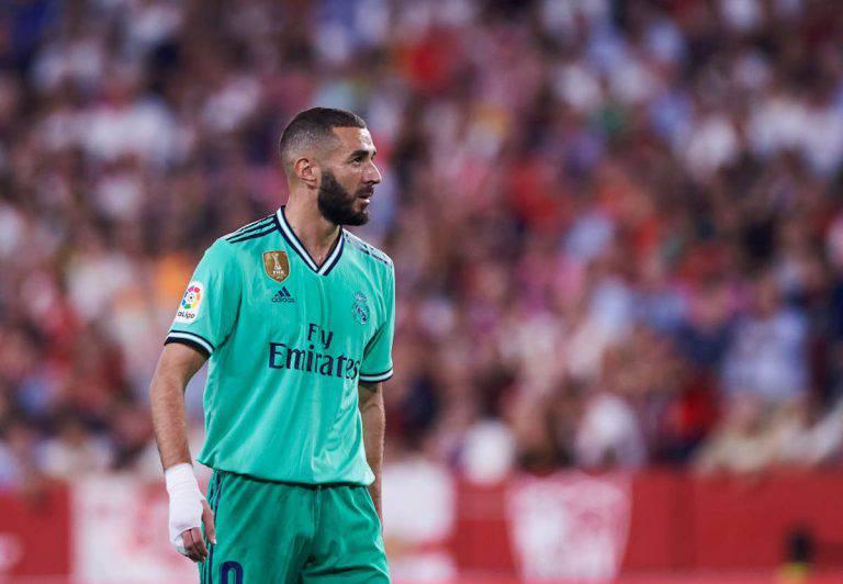 Real Madrid, i numeri di Benzema
