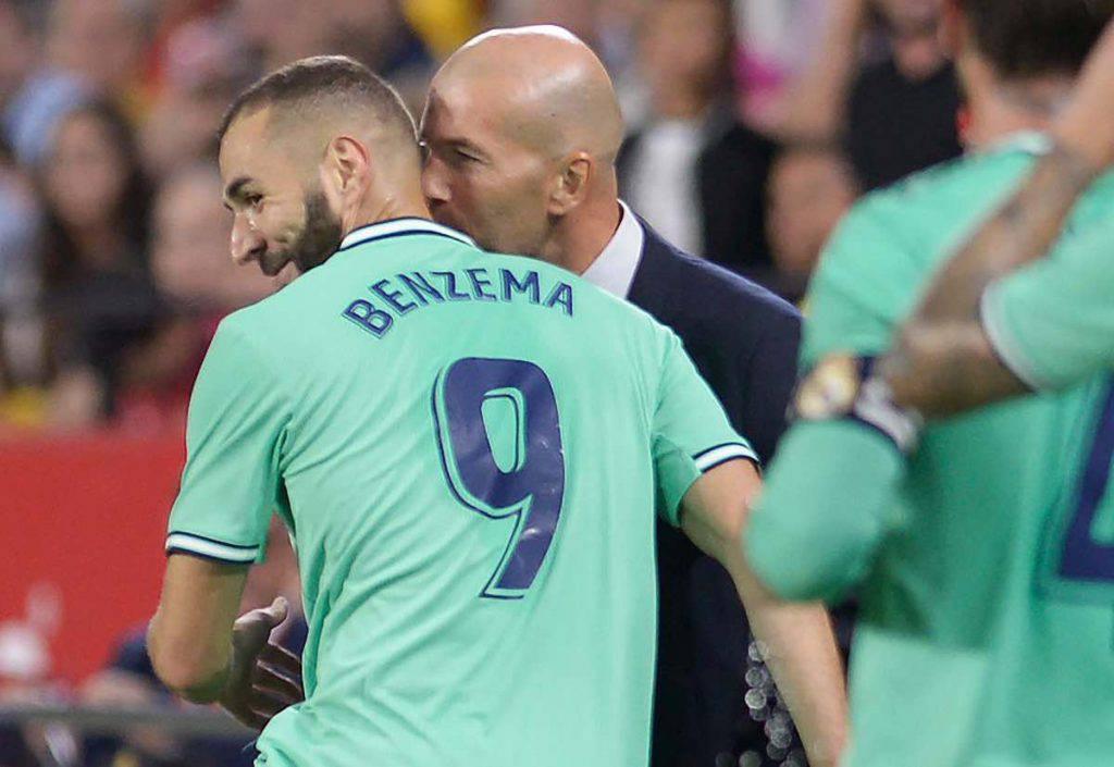 Siviglia Real Madrid Benzema sempre decisivo