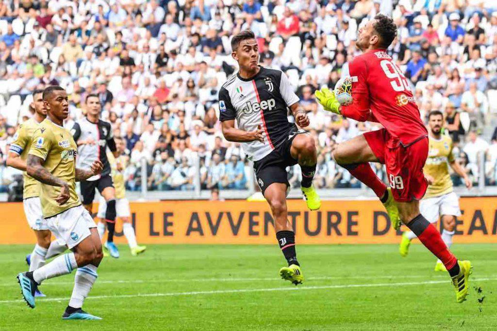 Juventus Spal pagelle