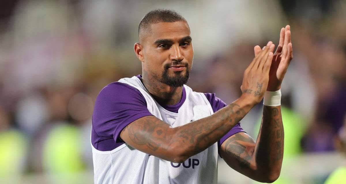 """Fiorentina-Juventus Boateng """"Tutte le squadre del mondo si possono battere. Vogliamo vincere"""""""