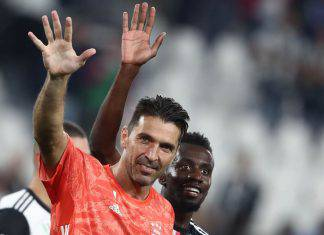 Juventus-SPAL Buffon da record
