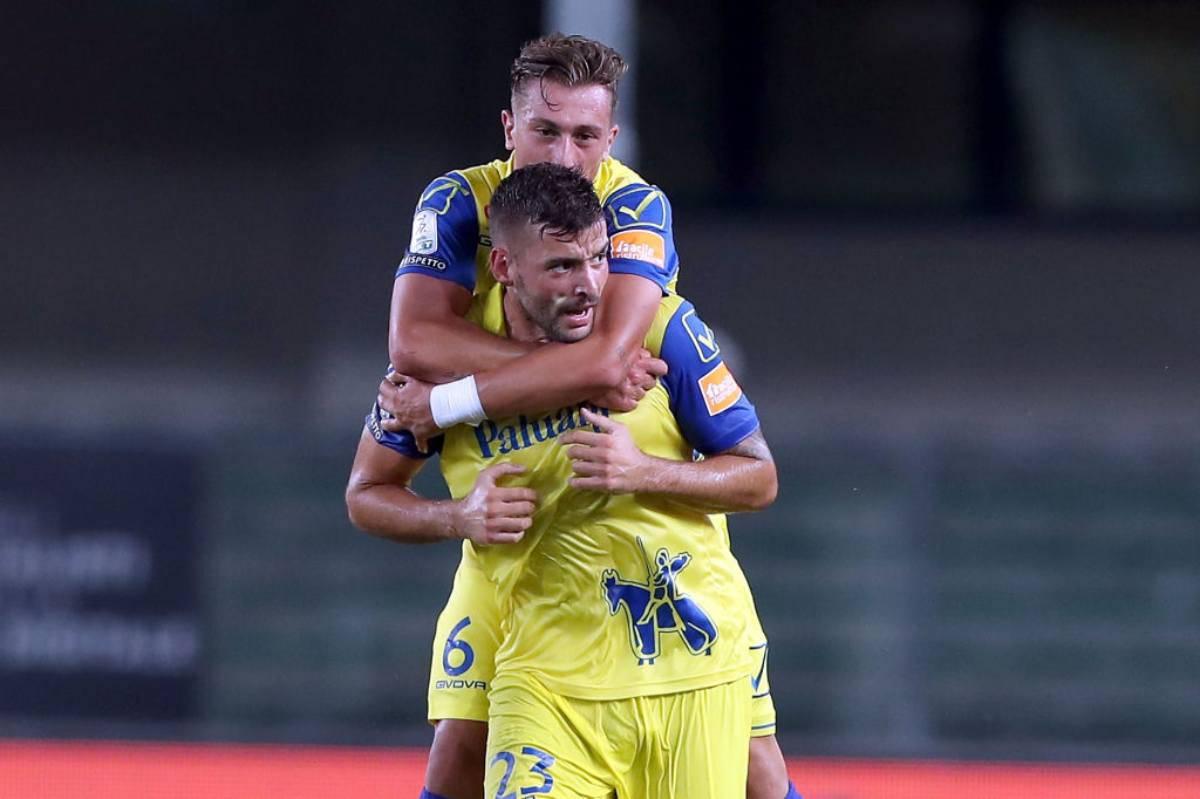 Chievo in campo per la Serie B