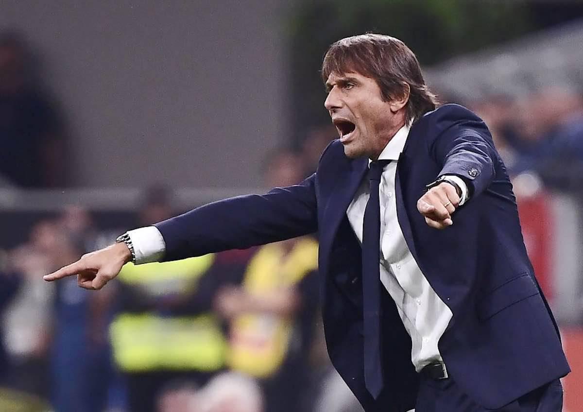 Conte con l'Inter inizio da scudetto