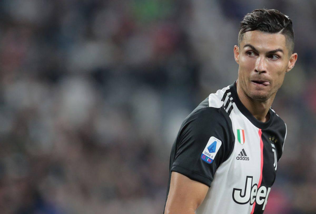 Cristiano Ronaldo progetto Juventus