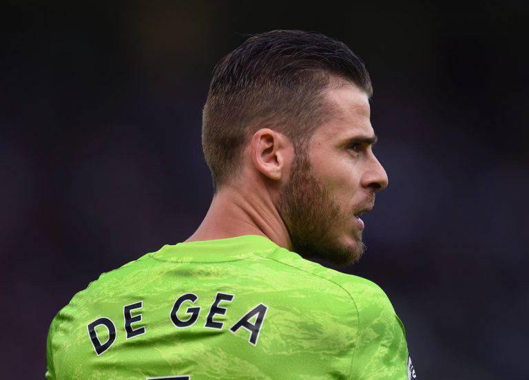 Rinnovo mostre per De Gea col Manchester United