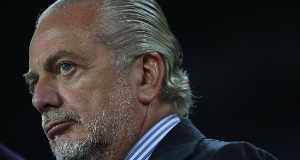 """Napoli, De Laurentiis smentisce: """"Eca? Mai contro Zhang. Lavoro per le Coppe Europee"""""""