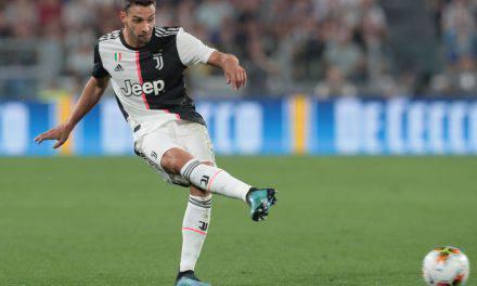 Juventus, De Sciglio: lesione muscolare alla coscia, i tempi di recupero