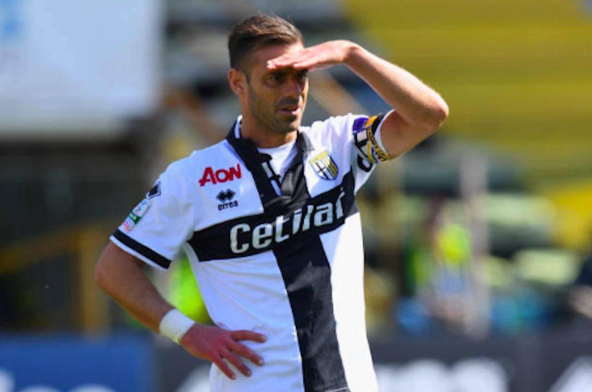 Emanuele Calaiò annuncia il suo ritiro