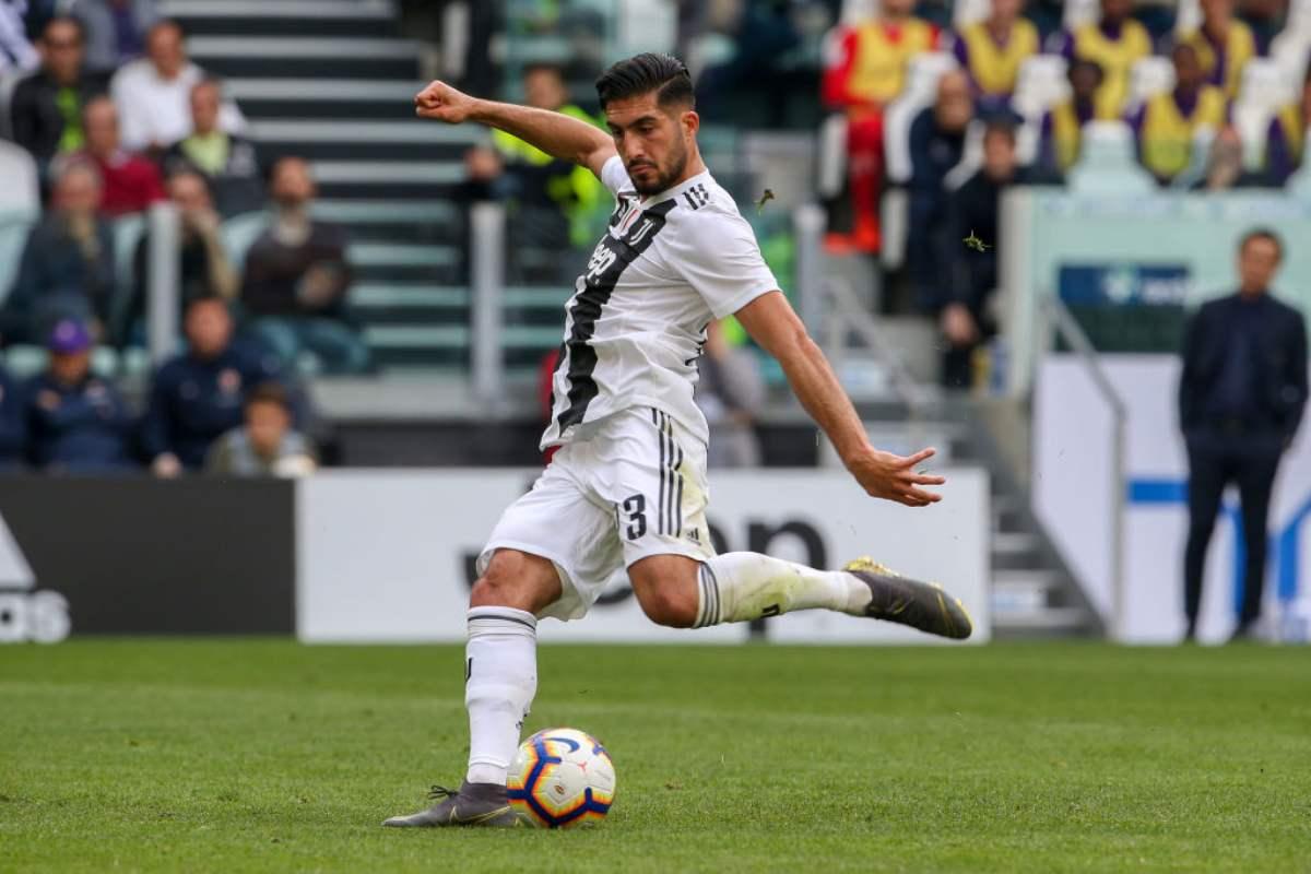"""Juventus, Emre Can apre alla cessione: """"Possono succedere tante cose"""""""