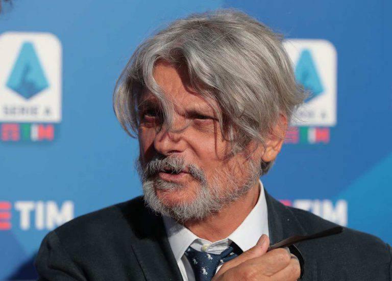 Sampdoria-Torino Ferrero scortato dalla Digos