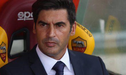 """Roma-Sassuolo, Fonseca: """"Ci prendiamo qualche rischio, ma non molliamo mai"""""""