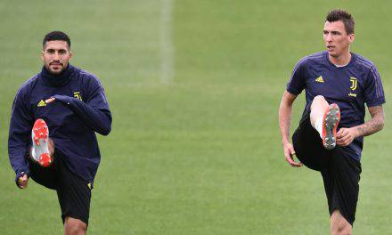 Juventus, panchina di stelle: da Buffon a Rabiot. Mandzukic ed Emre Can sono problemi