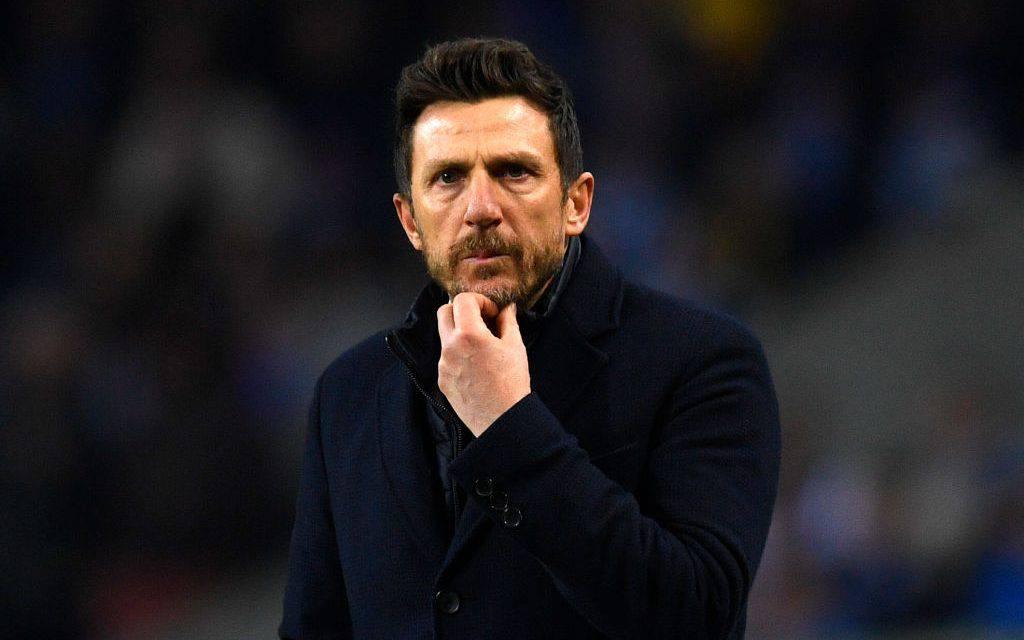 Sampdoria, caso Di Francesco: fa tardi all'allenamento