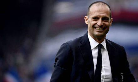 """Allegri: """"Addio alla Juve? Non sono pentito. L'Inter può vincere lo scudetto"""""""
