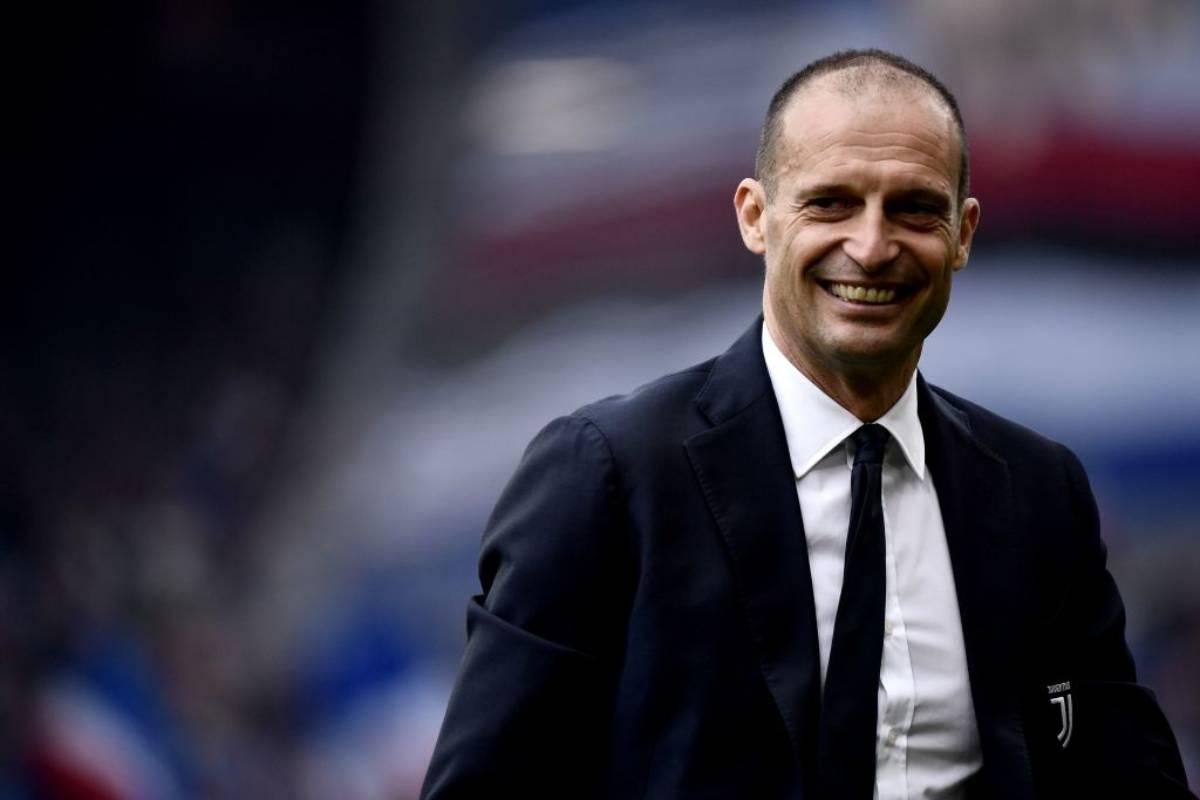 Massimiliano Allegri torna a parlare della Juventus