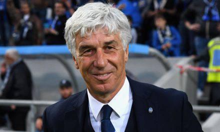 """Atalanta, Gasperini: """"Se per vincere mi dicessero """"butta la palla in tribuna"""", lo farei"""""""