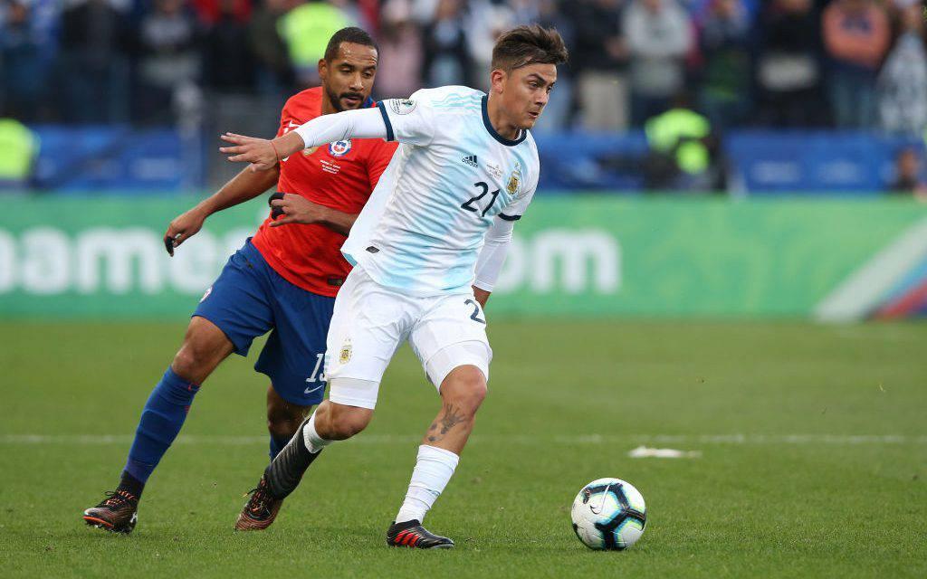Argentina senza gol con Dybala titolare. De Paul dal primo minuto, si vede Correa