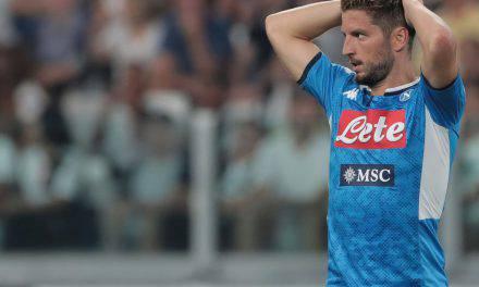 Calciomercato Napoli, Mertens parla di futuro ma sa che andrà via