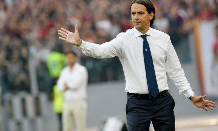 """Lazio-Roma, Inzaghi: """"Amarezza per il risultato, abbiamo giocato un ottimo calcio"""""""