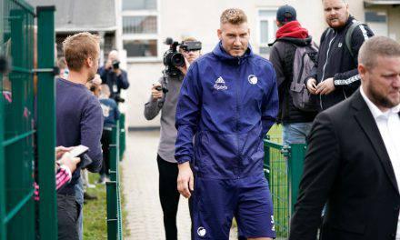 Bendtner mania al Copenhagen, maglie sold out in 24 ore