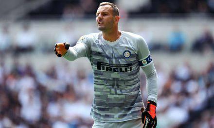 Inter, rinnovo per Handanovic e D'Ambrosio. Annuncio imminente